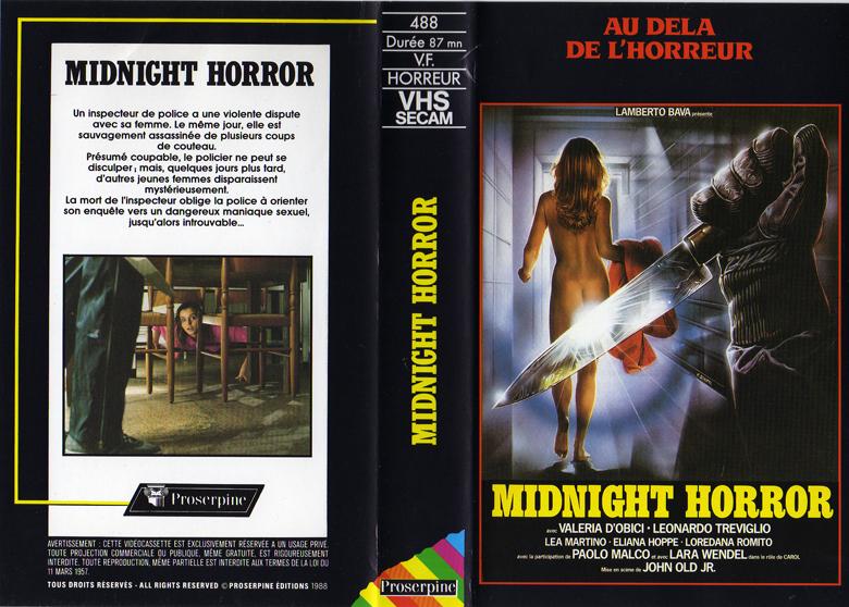 Midnight Horror (1986)