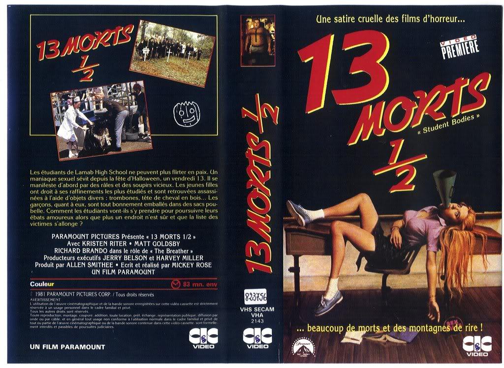 Student Bodies (1981)