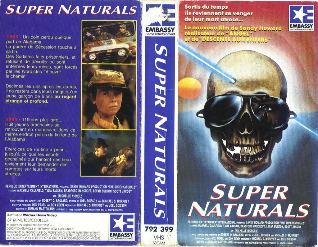 The Supernaturals (1986)