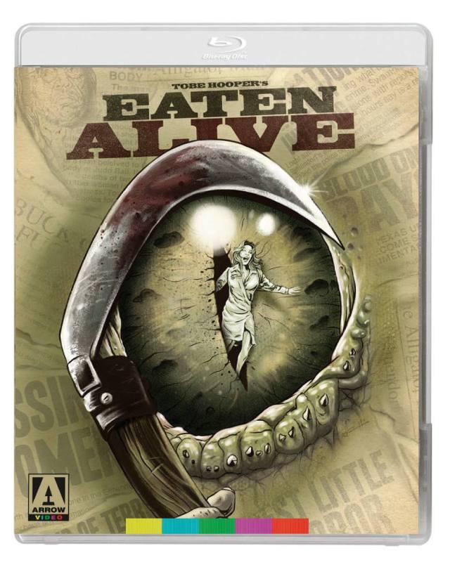 Eaten Alive (arrow video)