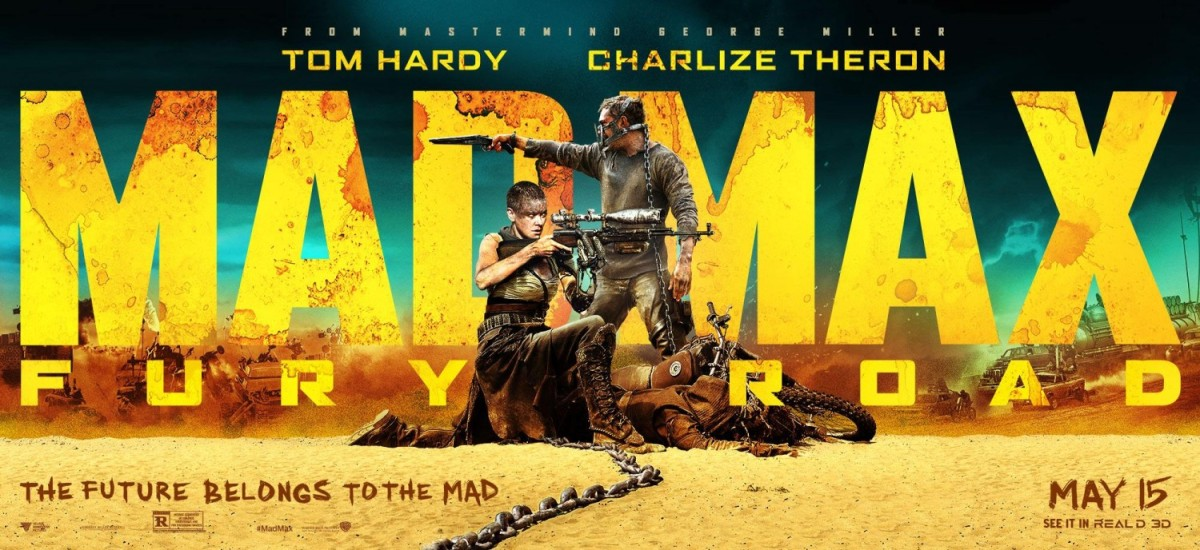 The Posters of Mad Max