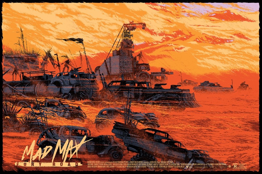 Mad Max Fury Road poster gallery