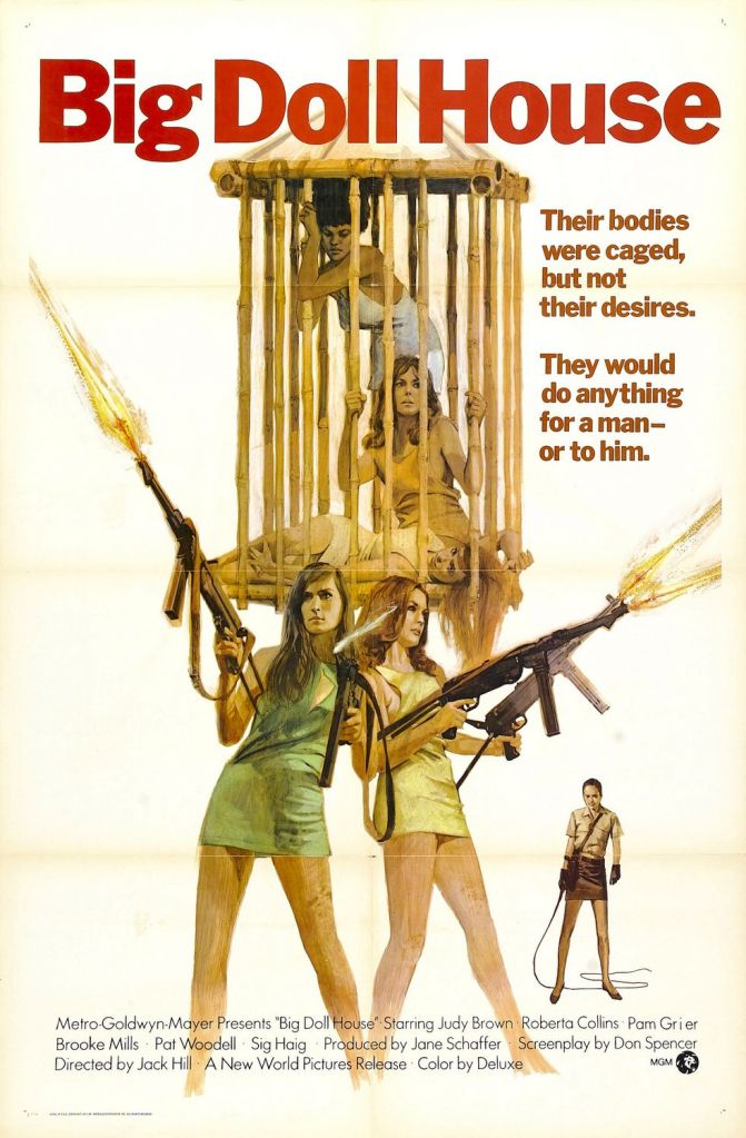 The Big Doll House, Pam Grier, Posters