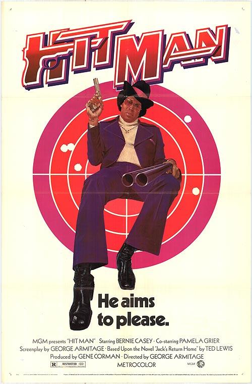 Hitman , Pam Grier, Posters