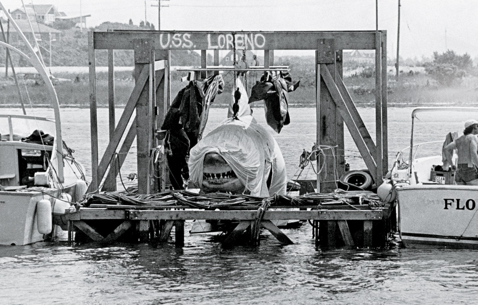 The making of Jaws