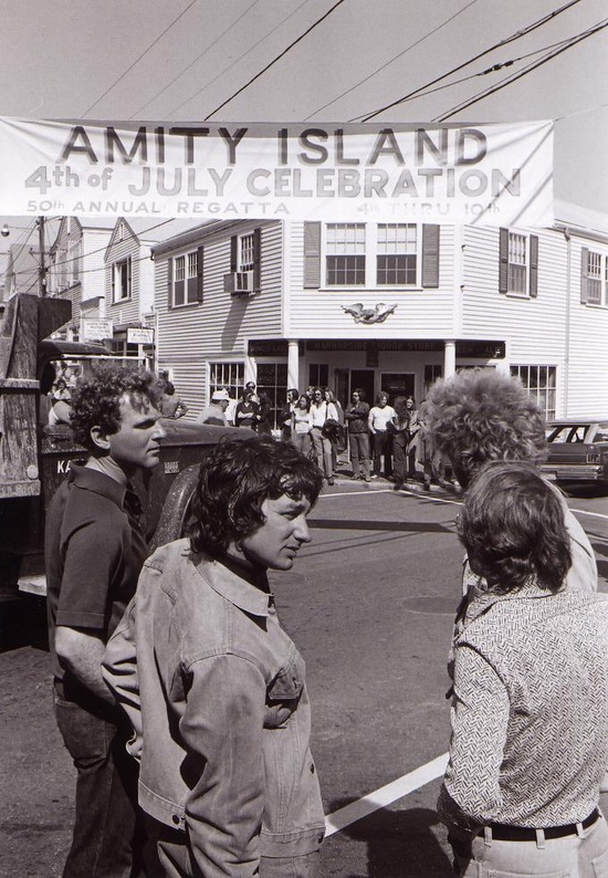 Behind the Scenes of Jaws #55