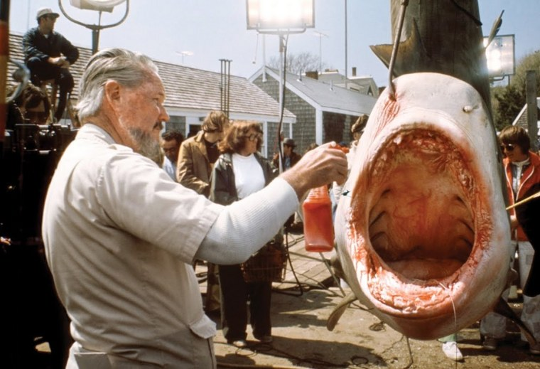 The making of Jaws #56