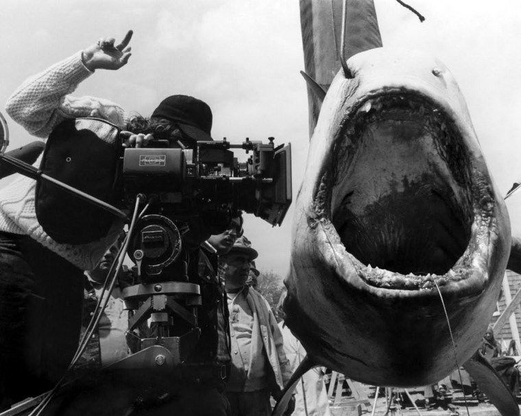 The making of Jaws #57