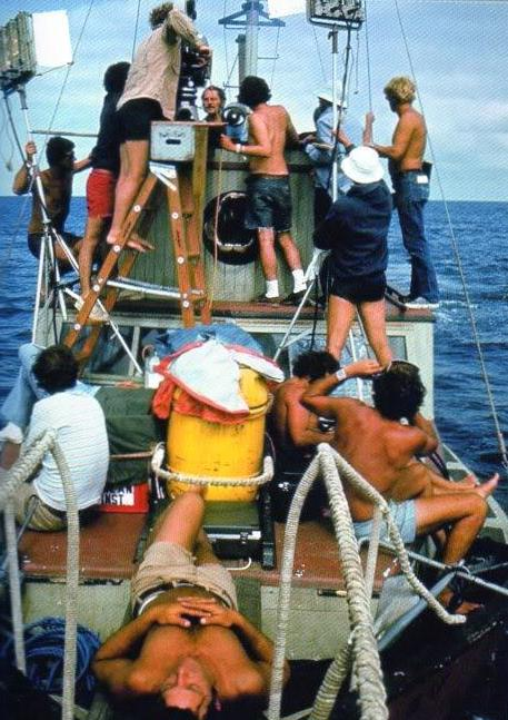The making of Jaws #59