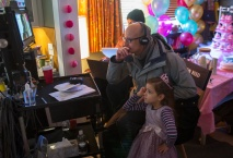 Behind the scenes of Ant-Man, Ant-Man director Peyton Reed