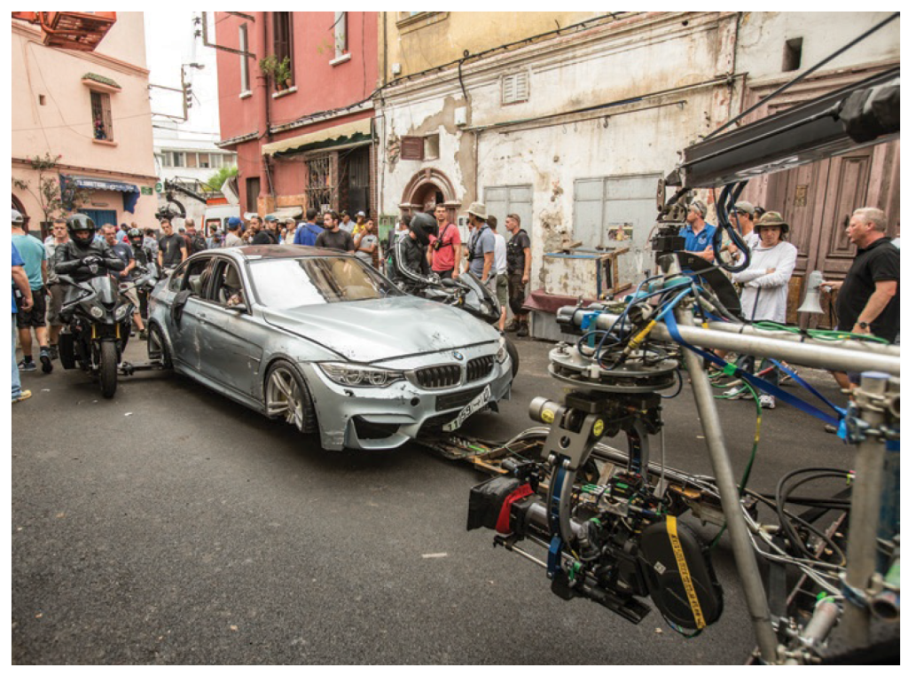 Behind the Scenes of Mission Impossible Rogue Nation #3