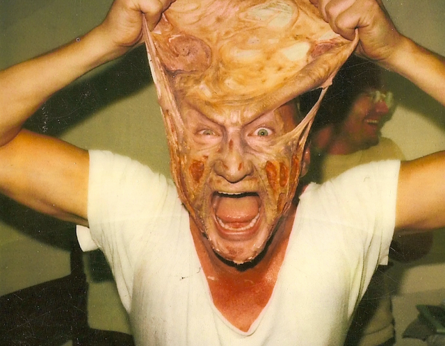 Behind the Scenes of A Nightmare on Elm Street #22