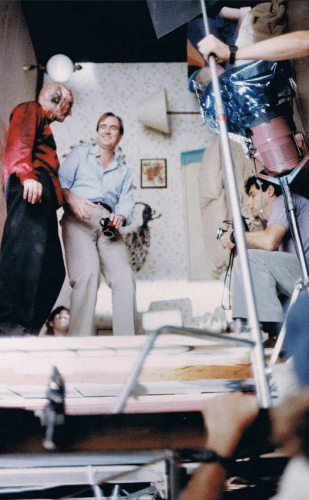 Behind the Scenes of A Nightmare on Elm Street #4