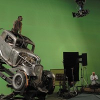 90 Behind the Scenes pics from Mad Max:Fury Road