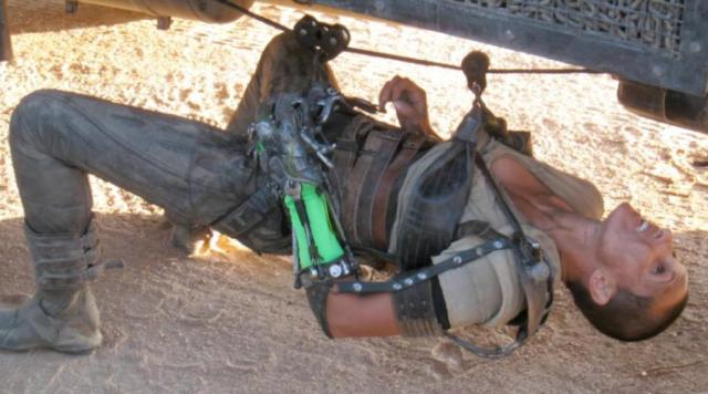 Behind the scenes of Mad Max Fury Road #30