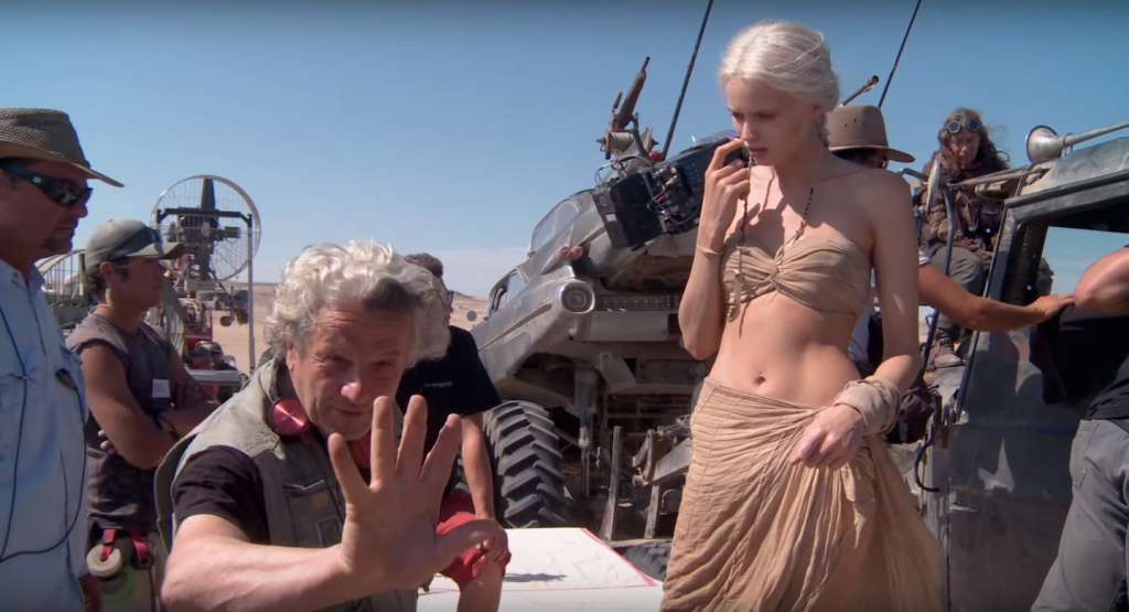 Behind the scenes of Mad Max Fury Road #32