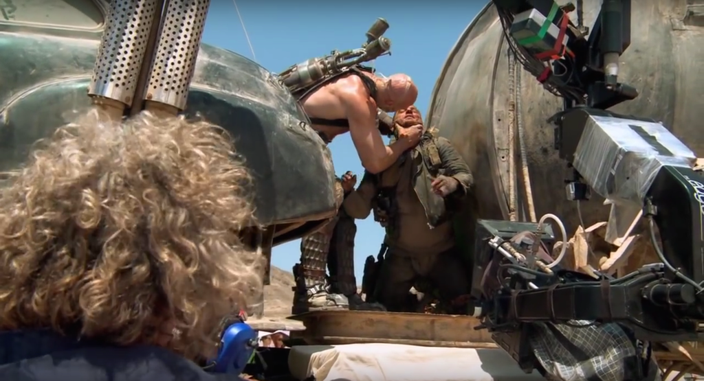 Behind the scenes of Mad Max Fury Road