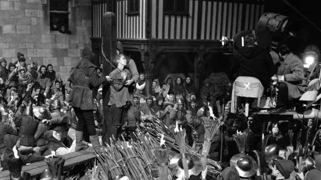Behind the scenes of Otto Preminger's Saint Joan