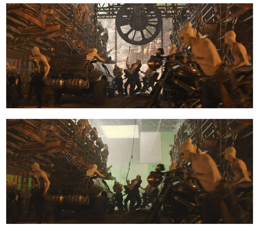Mad Max Fury Road visual effects