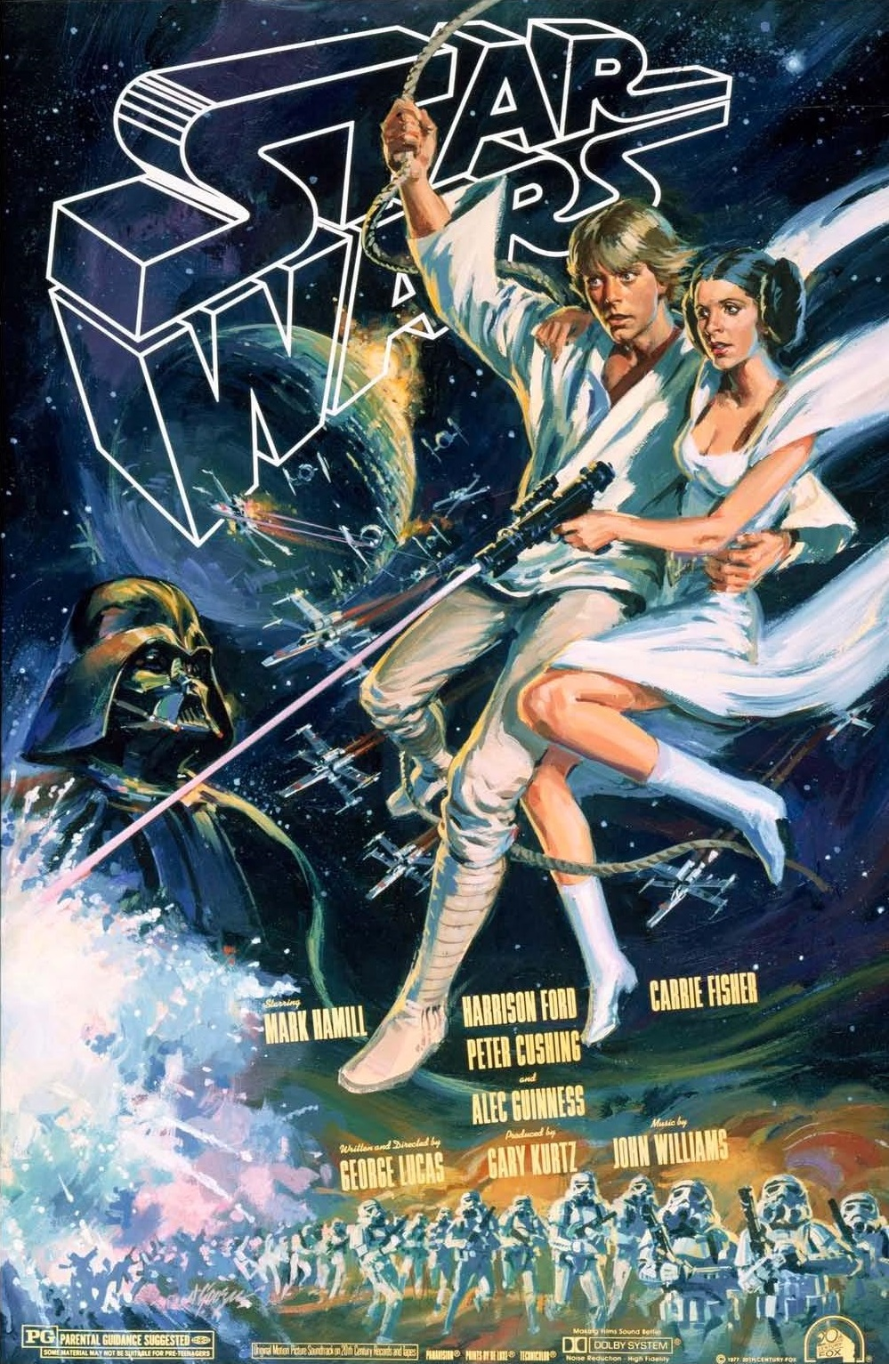 Str Wars poster