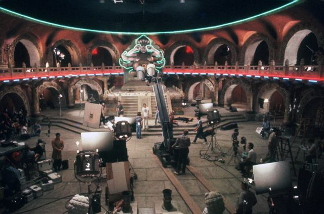 Behind the scenes of John Carpenter's Big Trouble in Little China #2