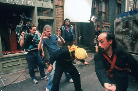 Behind the scenes of John Carpenter's Big Trouble in Little China