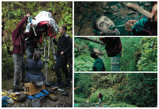 Behind the scenes of Swiss Army Man vfx #1