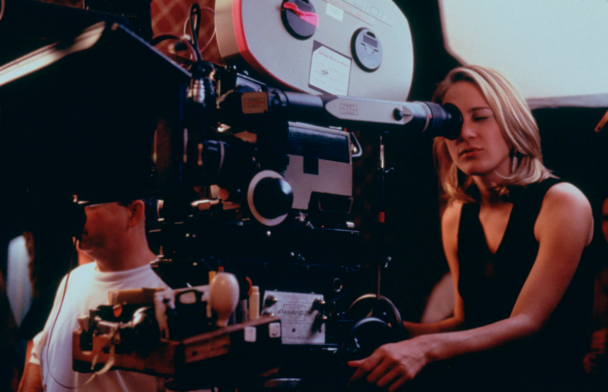 Behind the scenes of Whit Stillman's The Last Days of Diso