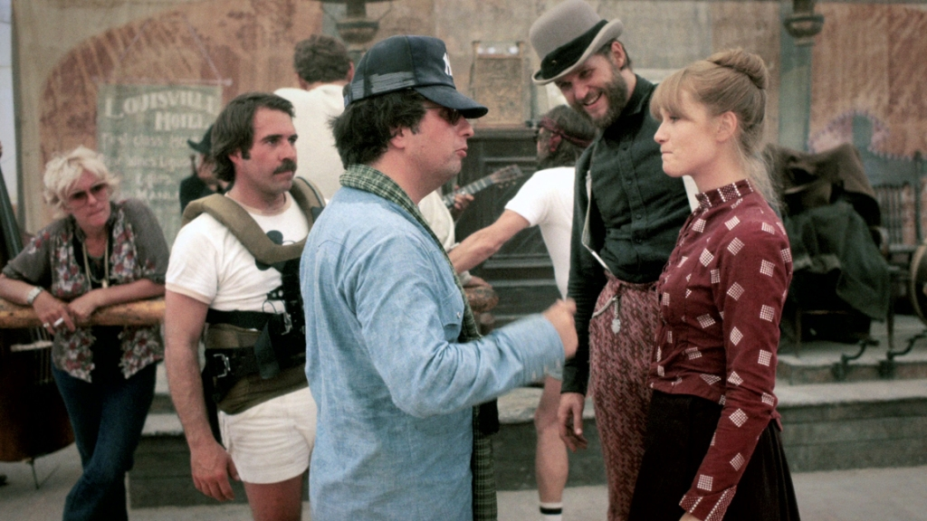 michael cimino behind the scenes of heaven's gate #3
