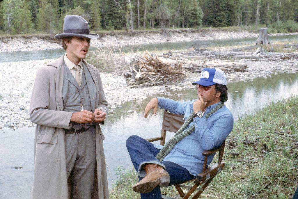 michael cimino christopher walken behind the scenes of heaven's gate