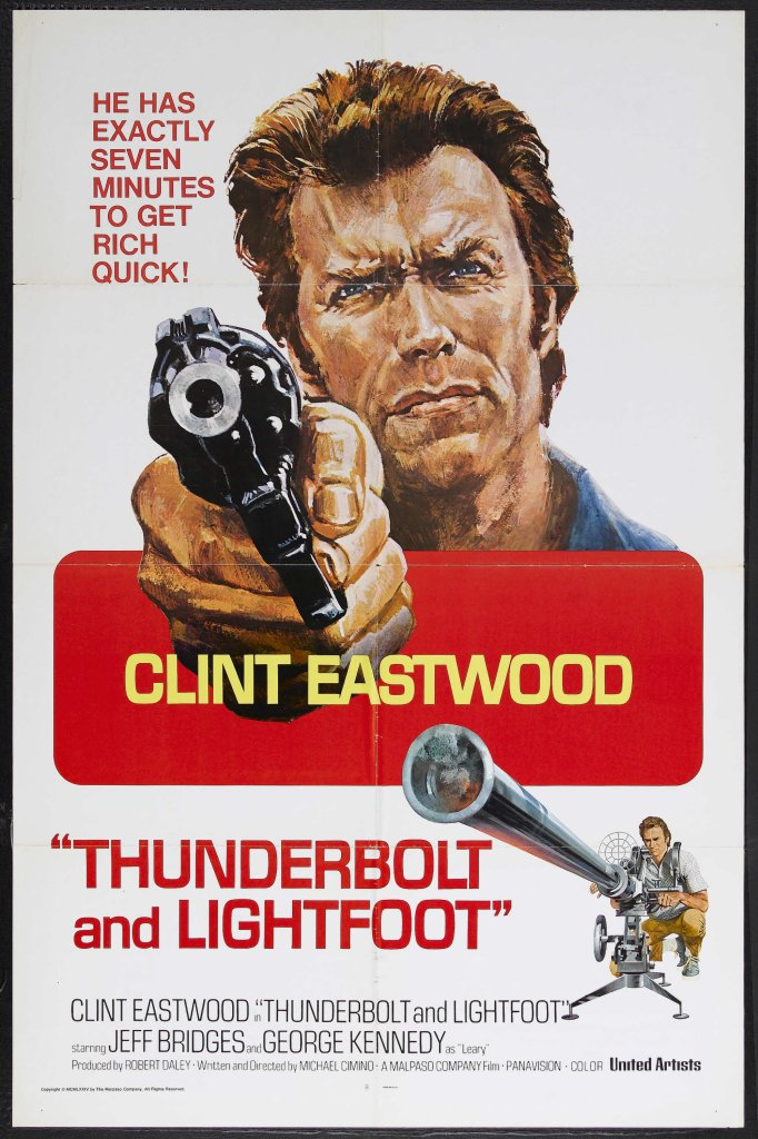 Thunderbolt and Lightfoot poster #3