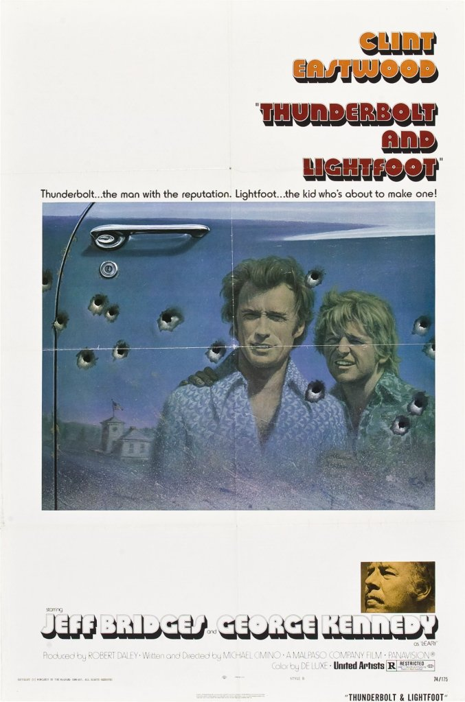 Thunderbolt and Lightfoot poster #4
