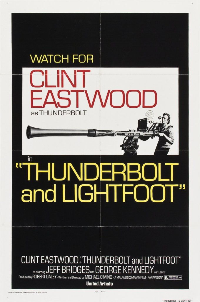 Thunderbolt and Lightfoot poster #5