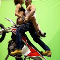 Pic of the Day: On the set of XXX Return of Xander Cage