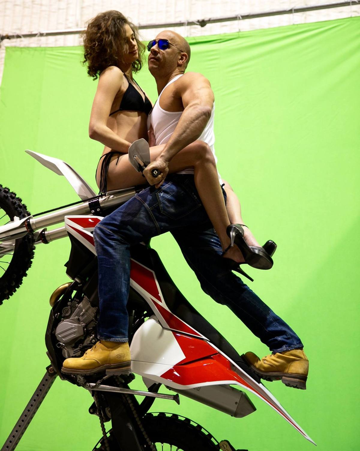 XXX The Return of Xander Cage behind the scenes