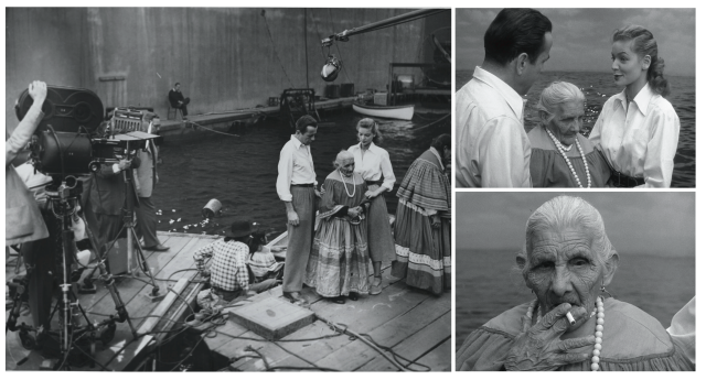 Behind the scenes of Key Largo