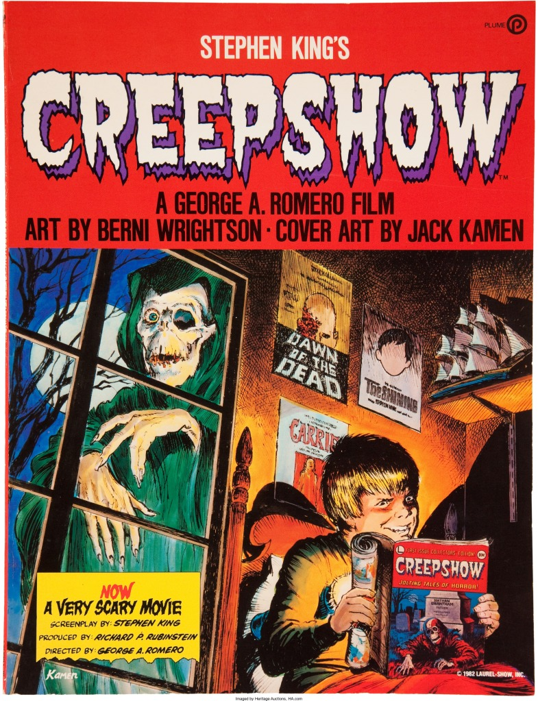 Creepshow graphic novel companion