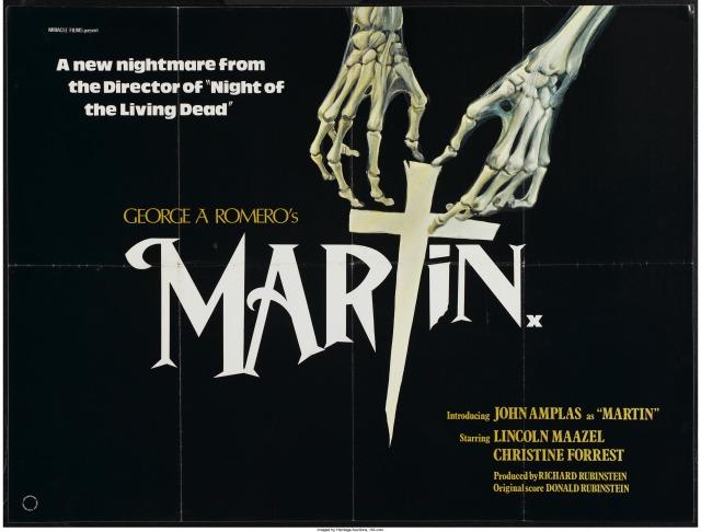 Martin British quad poster