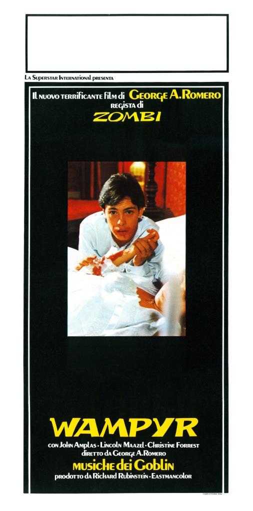 Martin Italian poster