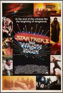 Star Trek II The Wrath of Khan poster