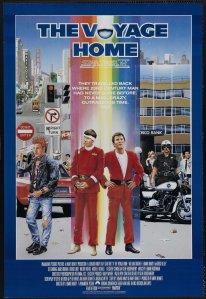 Star Trek IV The Voyage Home international poster