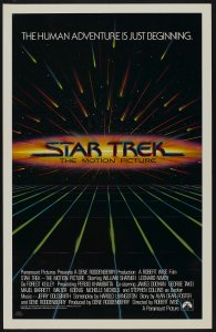 Star Trek The Motion Picture poster by Roger Huyssen