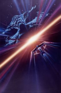 Star Trek VI The Undiscovered Country unused poster concept by John Alvin