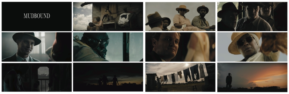 Mudbound frame grabs