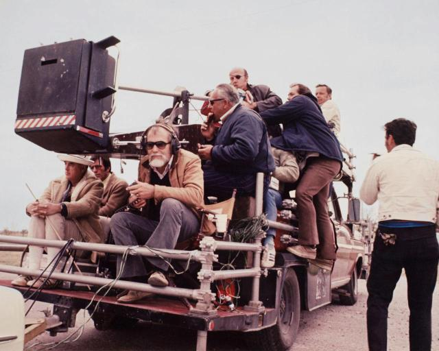 Sam Peckinpah car rig bring me the head of alfredo garcia