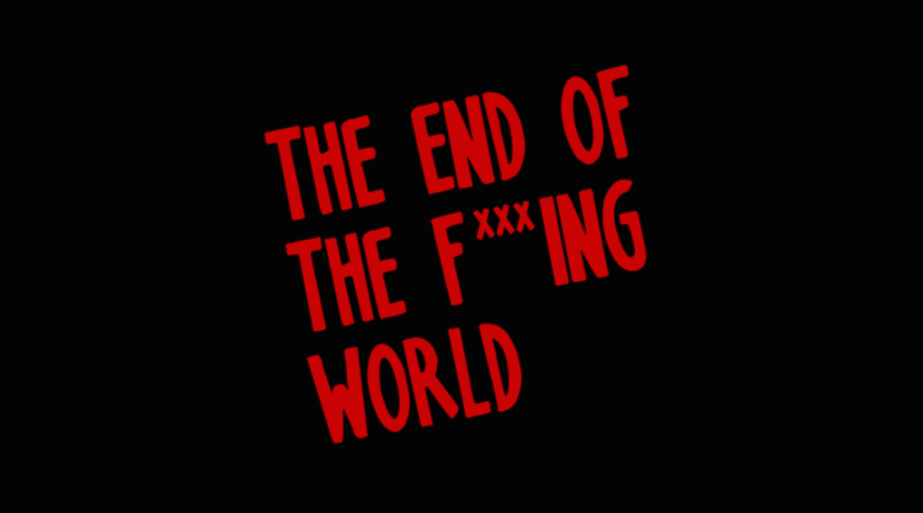 The End of the Fucking World frame grabs