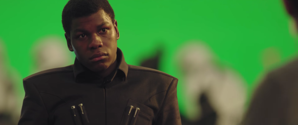 Behind the scenes of Star Wars The Last Jedi #3