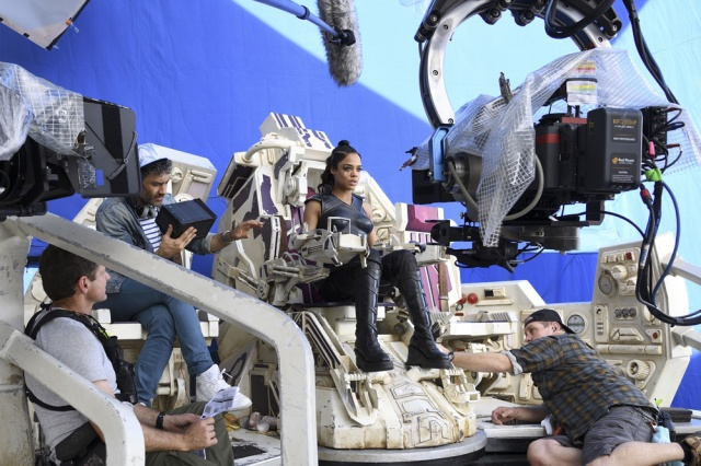 Behind the scenes of Thor Ragnarok