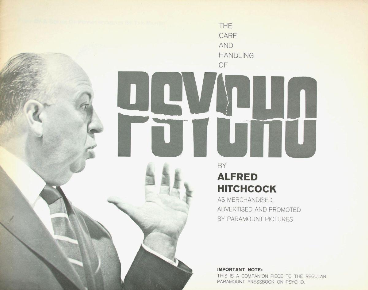 Psycho press book