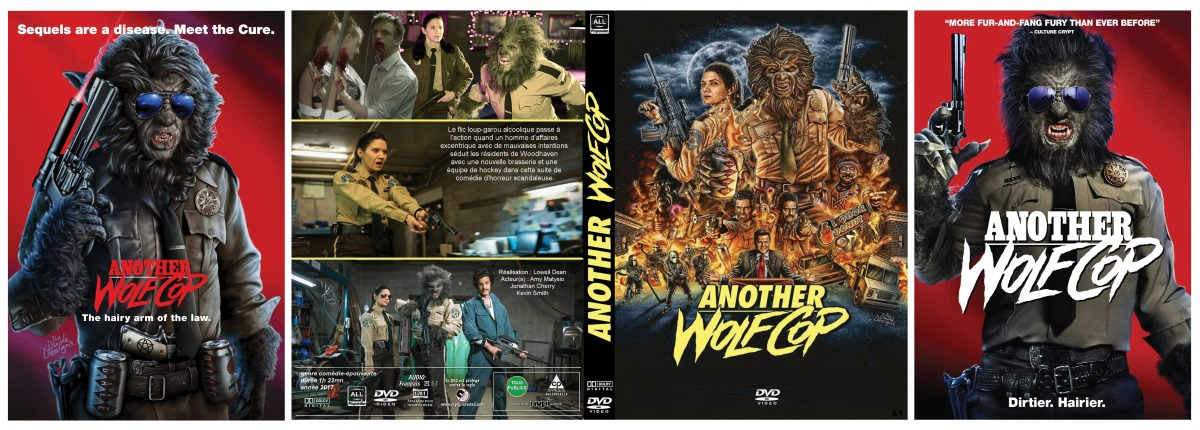 Another WolfCop posters